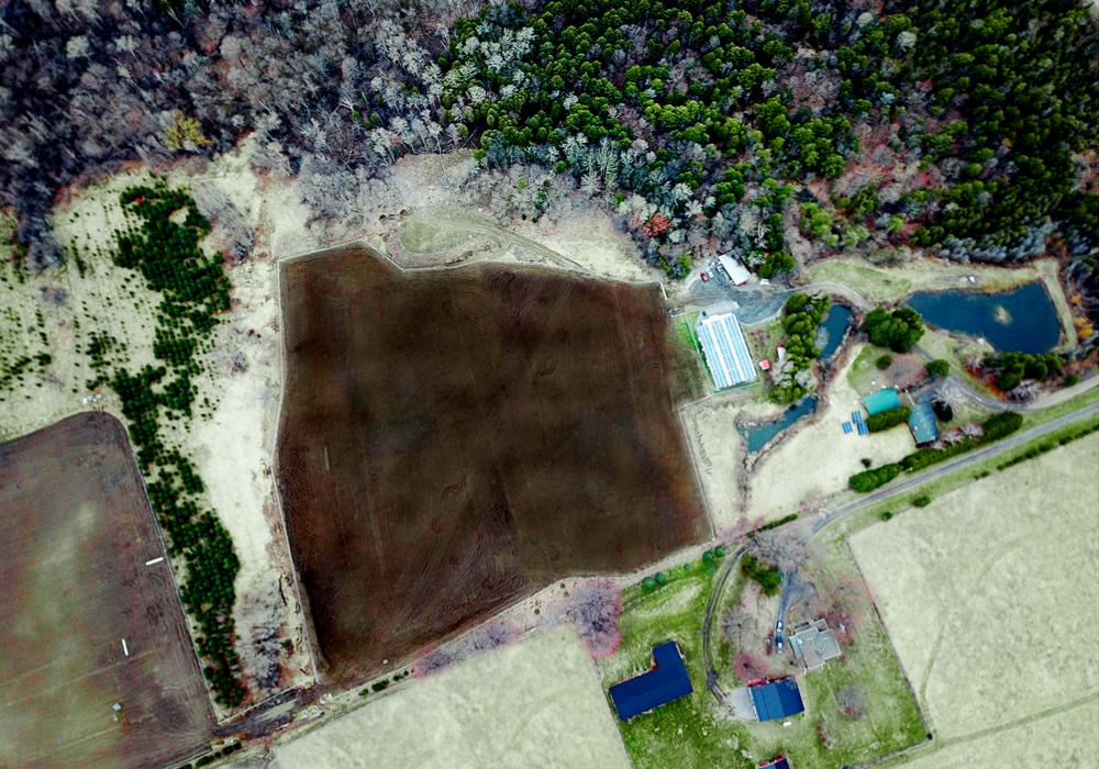 Aleafia Completes 60,000 kg Outdoor Grow Site Build-Out