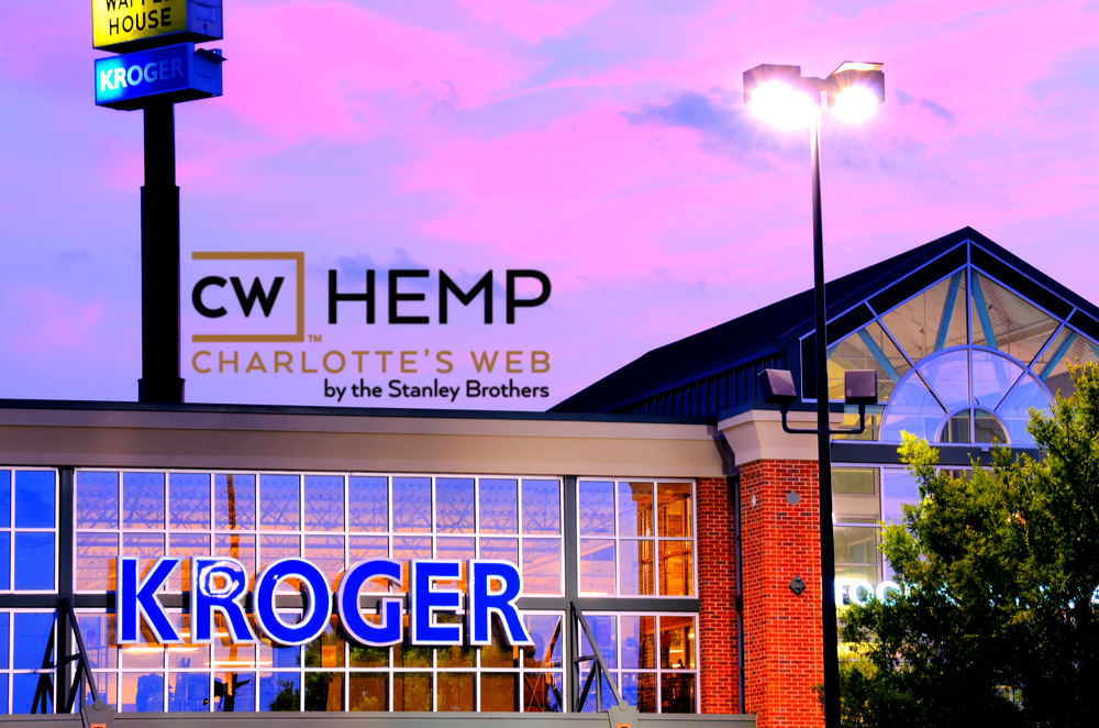 Kroger White House Tn >> Charlotte S Web Lands Colossal 1 350 Store Cbd Distribution