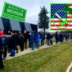 Huge Crowds Turn Up as Recreational Cannabis Sales Begin in Michigan + Top Michigan Stock Pick
